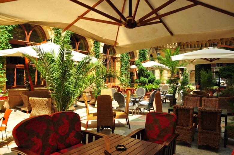 Ресторан Бернардацци