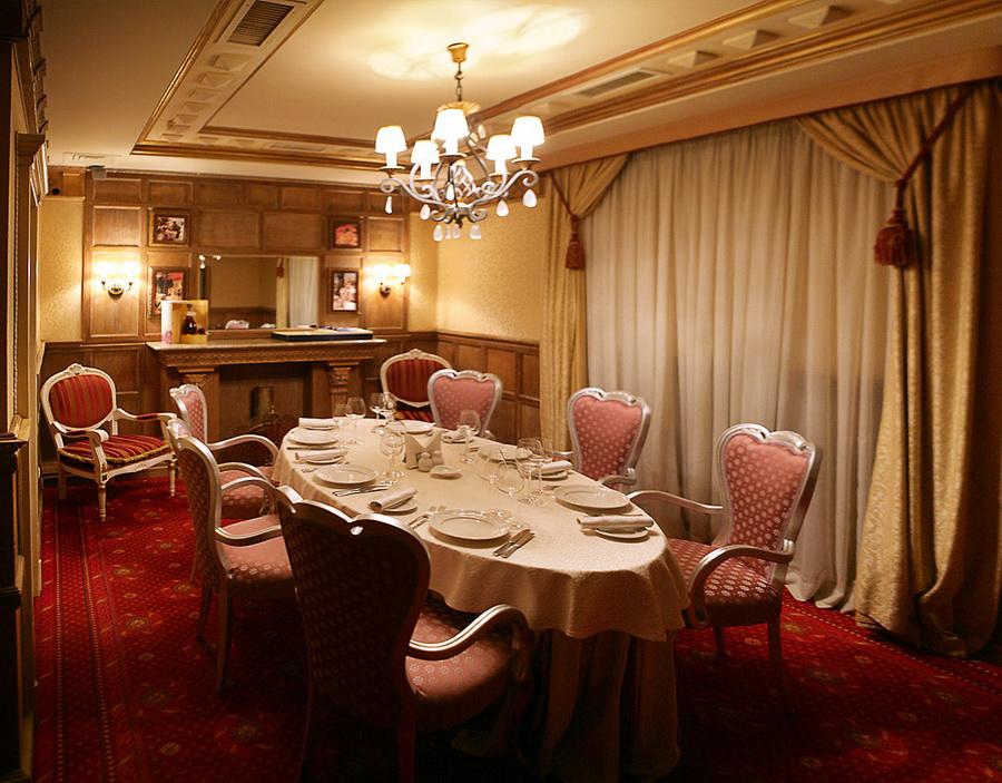 mario restaurant kiev