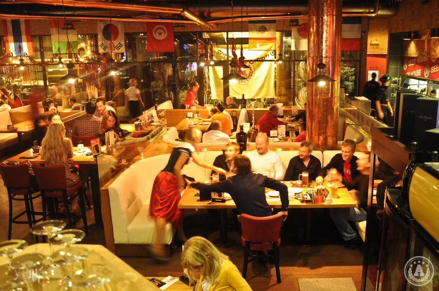 Пивной ресторан «Brugge» - Настоящий Паб в Оренбурге | 600x904