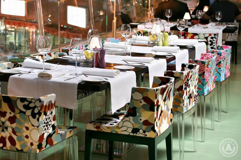 Restaurant Martini Terrazza at the address Basseynaya St. 2A, Kyiv ...